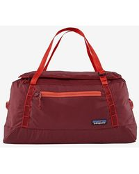 Patagonia Ultralight Black Hole 30l Duffle Bag - Roamer Red Colour: Ro