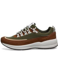 A.P.C. . Jay Sneakers - Green