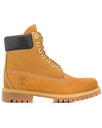 Timberland Boots - Yellow