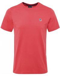 PS by Paul Smith - Organic Cotton Zebra T-shirt - Lyst