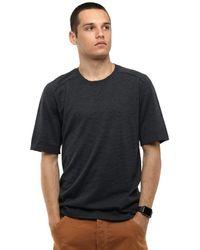 Transit T-shirt For Men Cfutrn10450 U305 - Black