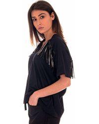 8pm T-shirt Charleston - Black
