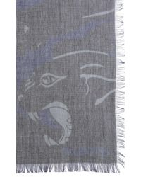 Valentino - Camupanther Scarf - Lyst