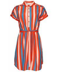Cecilie Copenhagen Sandie Dress - Orange