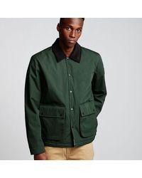 Element Wood Jacket - Olive Drab - Green