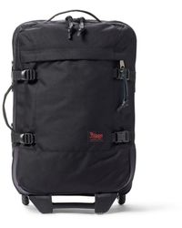 Filson Dryden Rolling 2-wheel Carry-on Bag - Black