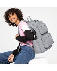 Eastpak Padded Double Backpack - Sunday Gray