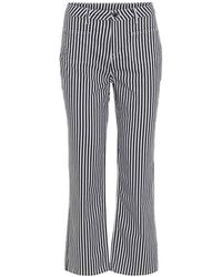 2nd Day 2nd Jay Stripe Trousers - Pink