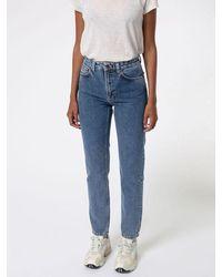 Nudie Jeans Jeans • Breezy Britt • Friendly Blue