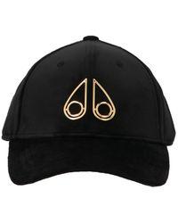 Moose Knuckles Other Materials Hat - Black