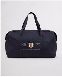 GANT Duffle Bag - Blue