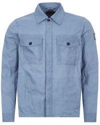 Belstaff Recon Overshirt - Blue