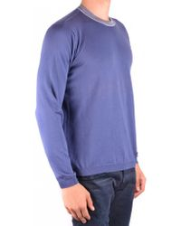 Armani - Sweater In Purple - Lyst