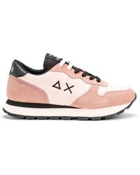 Sun68 Trainers Ally Solid - Pink
