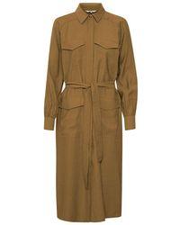 Part Two Beatrix Dress - Brown