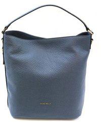 Coccinelle Women's C2 130101 Bucket Blue Bag