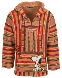 Alanui The Peanuts Gauchos Hoodie - Multicolour