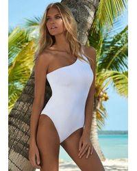 Melissa Odabash Palermo Swimsuit White