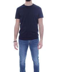 Alessandro Dell'acqua T-shirts And Polos - Blue