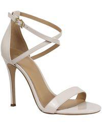 Michael Kors Antonia High Heel Sandal - White