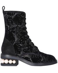 "Nicholas Kirkwood ""casati"" Boots - Black"