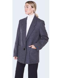 Lemaire Suit Jacket - Gray