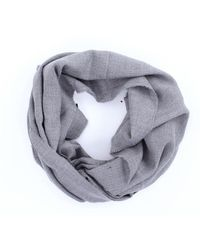 ROSI COLLECTION Scarves & Stoles Scarves Women Grey