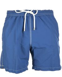 Hartford - Shorts In Blue - Lyst