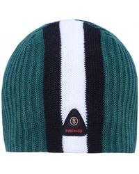 Bogner - New Wool Blend Norman Beanie Hat - Lyst