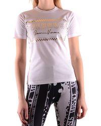Versus - T-shirt In White - Lyst