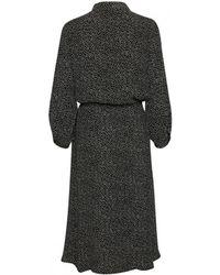 Inwear - In Wear Harlow Dress Black - Lyst