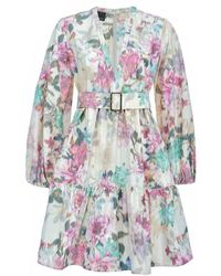 Pinko Dress Short Women - Multicolour