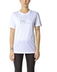 Patou T-shirts And Polos White