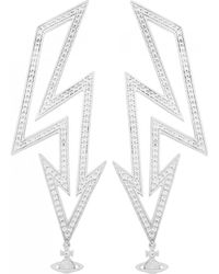 Vivienne Westwood - Isadora Earrings - Lyst