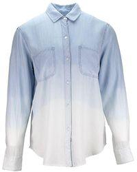 Rails Carter Shirt - Blue