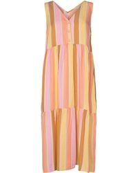 Numph Camellia Dress - Orange