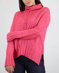 Cecilia Prado Raspberry Jumper - Pink