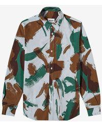 KENZO Shirts - Green