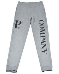 C.P. Company C.p.company Trousers - Grey