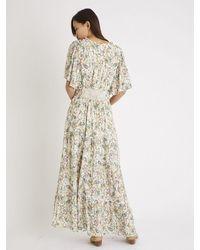 Berenice Ready Maxi Dress - Multicolour