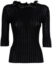 Pinko Sweaters - Black