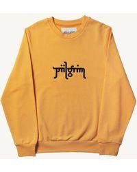 Pilgrim Piilgrim Jaipur Sweatshirt - Orange