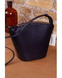 Vagabond Aruba Saddle Bag - Black