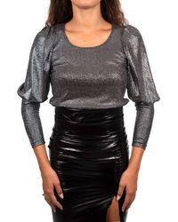 Hanita Sweaters - Metallic