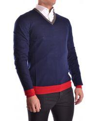 McQ - Men's 364477ren014004 Blue Wool Sweater - Lyst