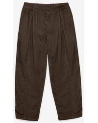 YMC Sylvian Trousers - Green