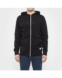RVLT | Zip Hoodie Sweatshirt 2011 | Black