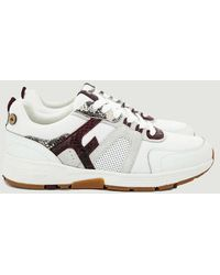 Faguo Willow Trainers Whi33 - White
