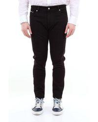 Represent Jeans Essential Denim Solid Color 5 Pockets - Black