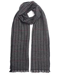 Isabel Marant Dash Scarf In Gray